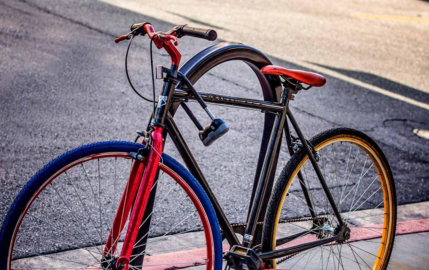 Pyörän lukko on tärkeimpiä varusteitasi
