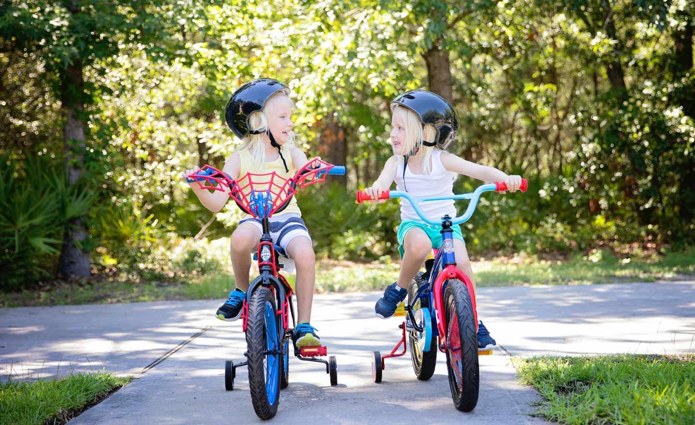 Opas lasten pyöräilykypärän valintaan