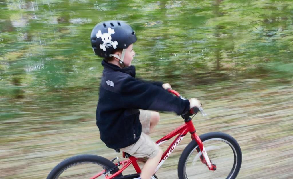 lasten pyöräilykypärä
